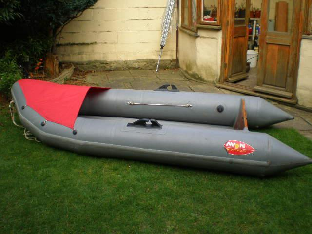 Avon S100 Inflatable Sports Boat- For Sale